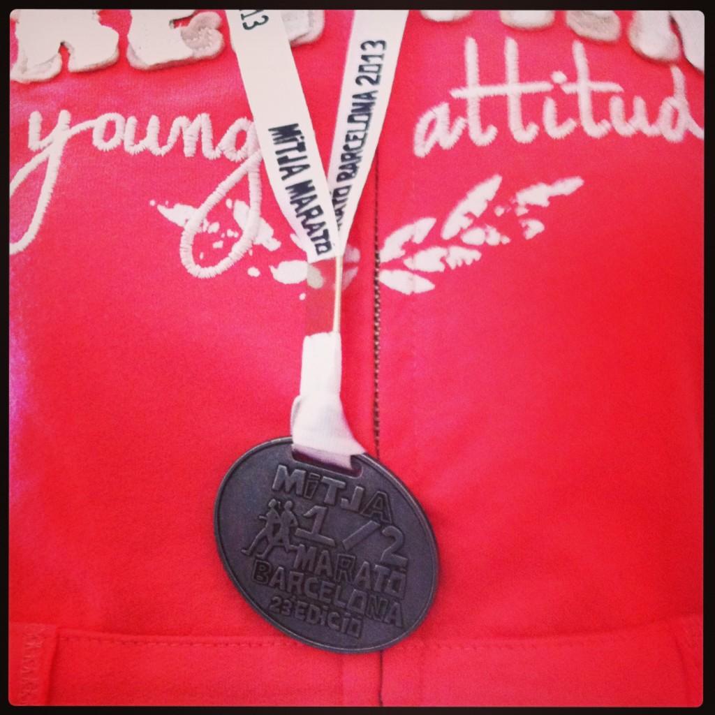 Mitja marato Bcn 2013